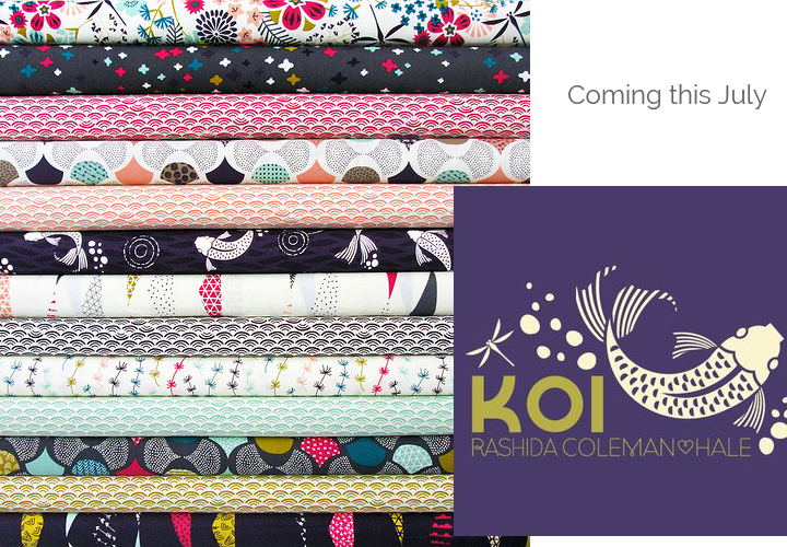 New Fabric Line Previews