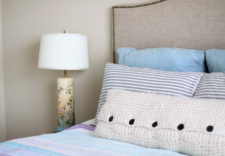 Sew and Paint Your Own Duvet Cover