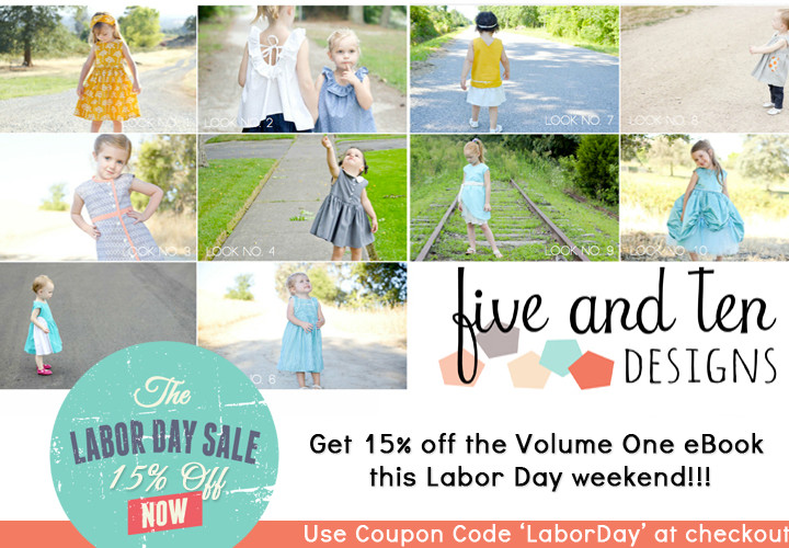 Five and Ten Designs SALE and Reviews