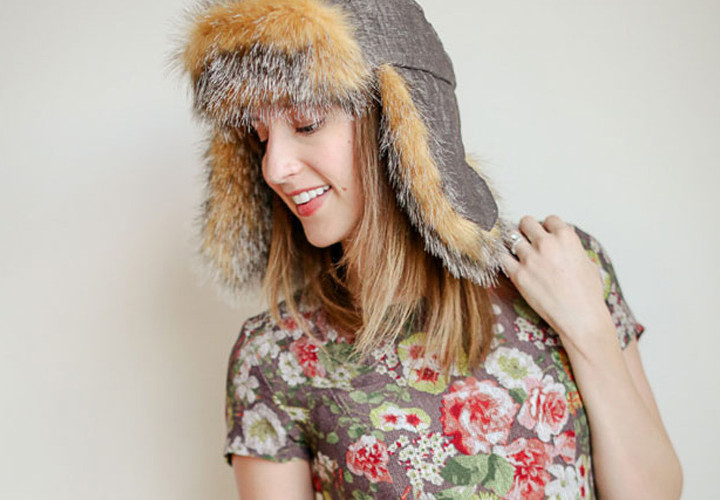 Ear Flap Hat DIY - Free Pattern - Fall Collection