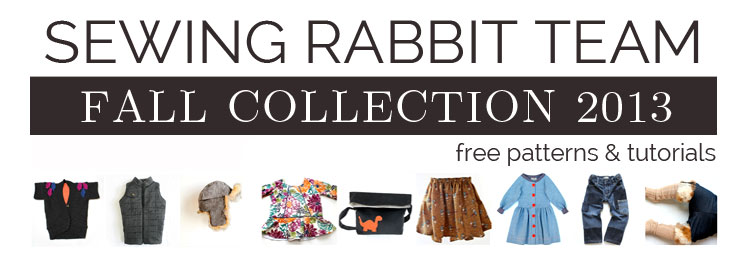 Sewing Rabbit Fall Collection - Wrap Up with Links