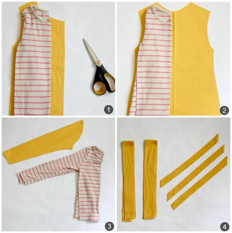Yellow Cardi Tutorial 2