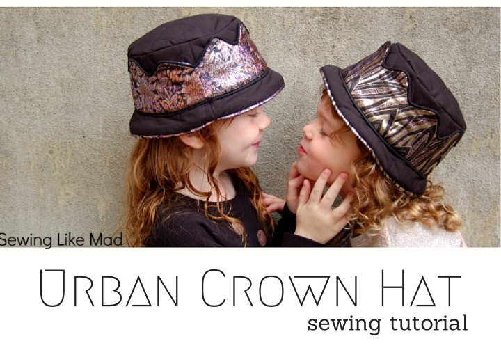 Urban Princess Crown Hat DIY
