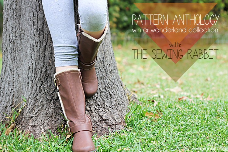 Pattern Anthology - Winter Wonderland  ||  sewingrabbit.com