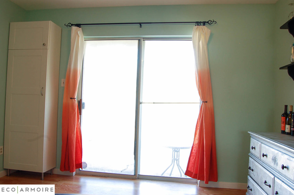 Before curtains