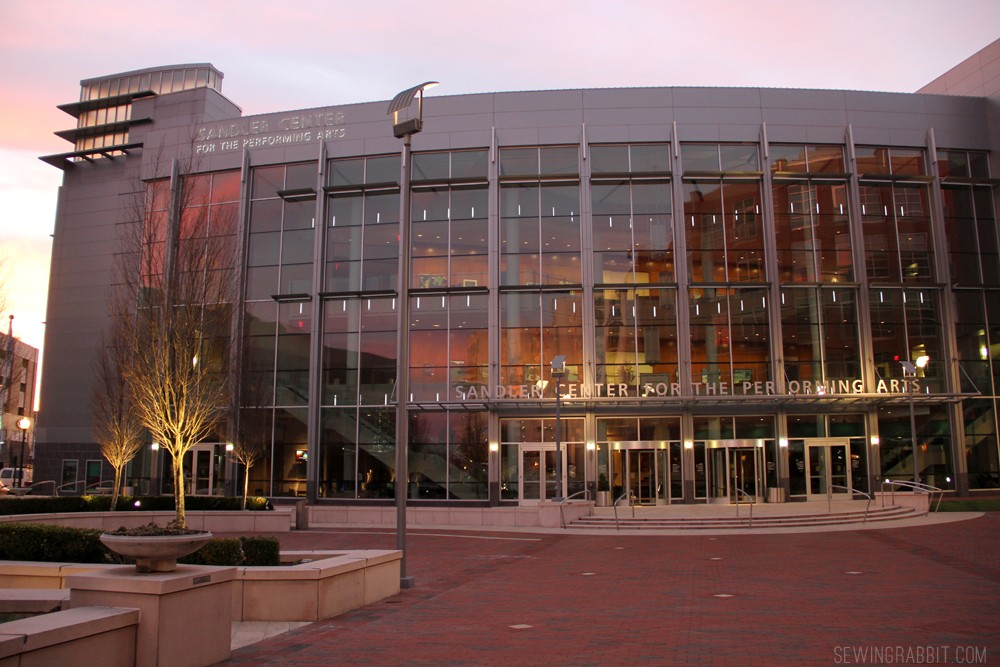 Sandler Center for the Performing Arts