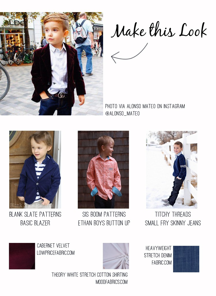 Make this Look - Kid Style