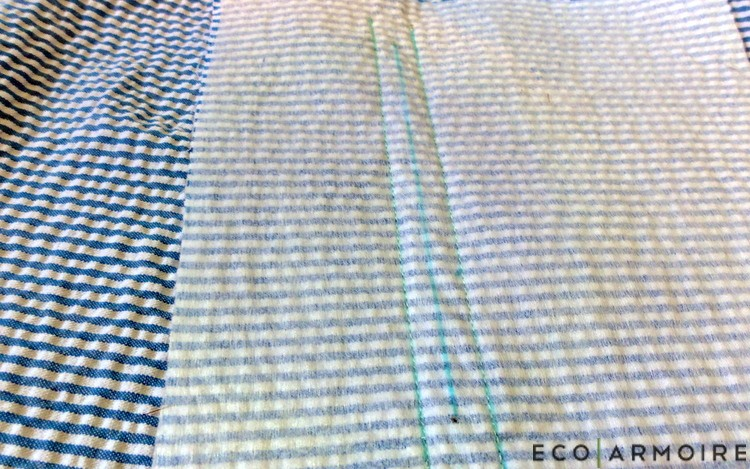 Underwelt Stitches - Men's Vest Tutorial EcoArmoire