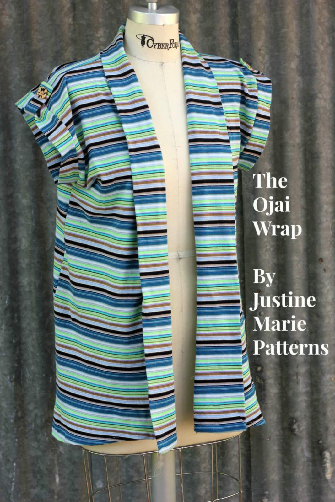 Sew Country Chick - The Ojai Wrap