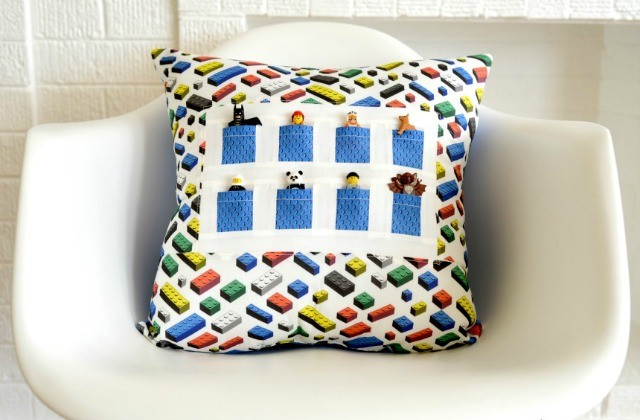Pocket Pals Pillow - a Tutorial