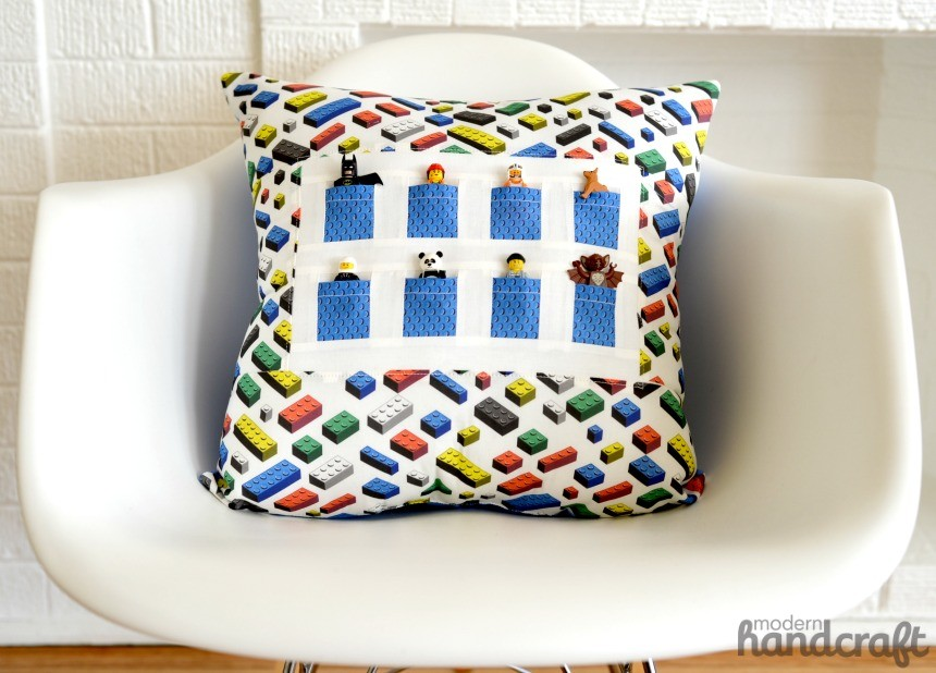 Pocket Pillow Pals - a Sewing Tutorial