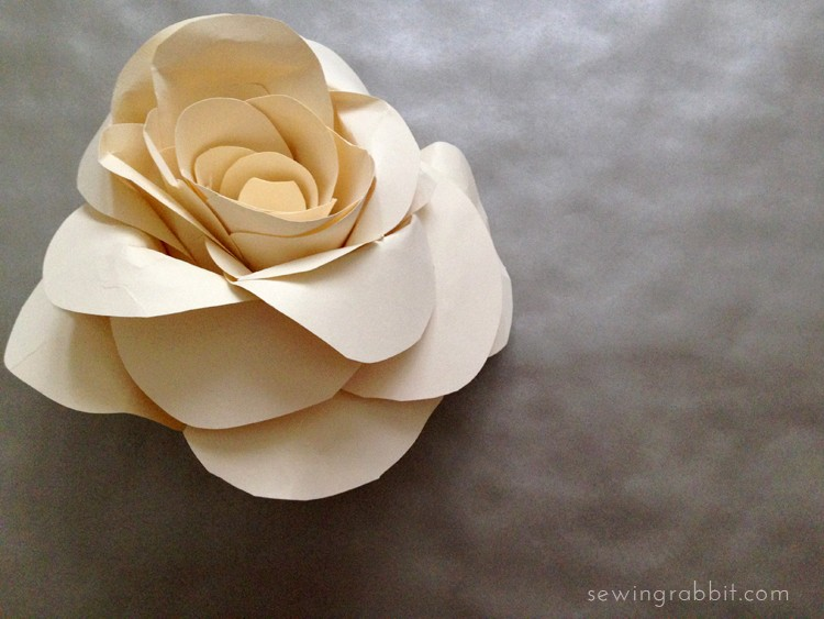 Flower Rose DIY - budget friendly wedding decorations