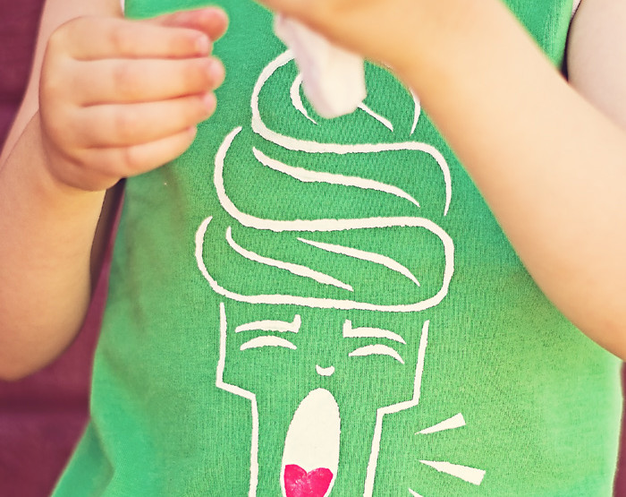 Tee Pattern to Retro Tank - plus 'Ice Scream' Printable