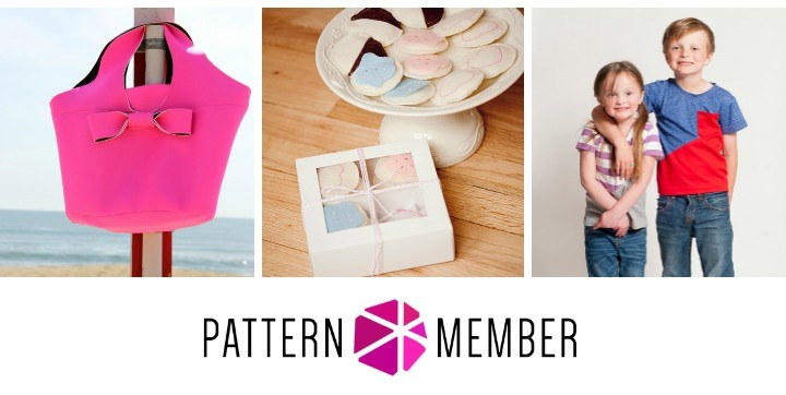 The June Pattern Member Bundle is Here!