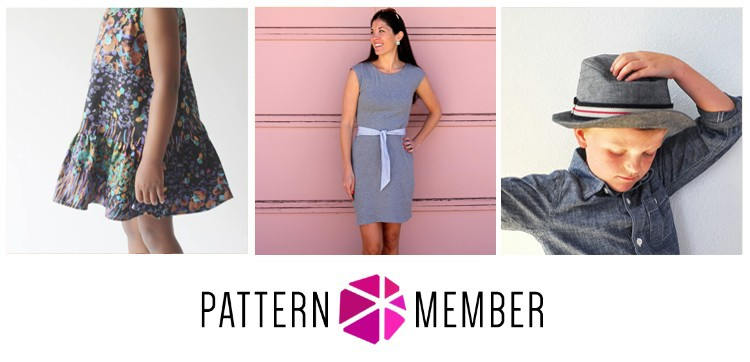 July Pattern Member Bundle!!!