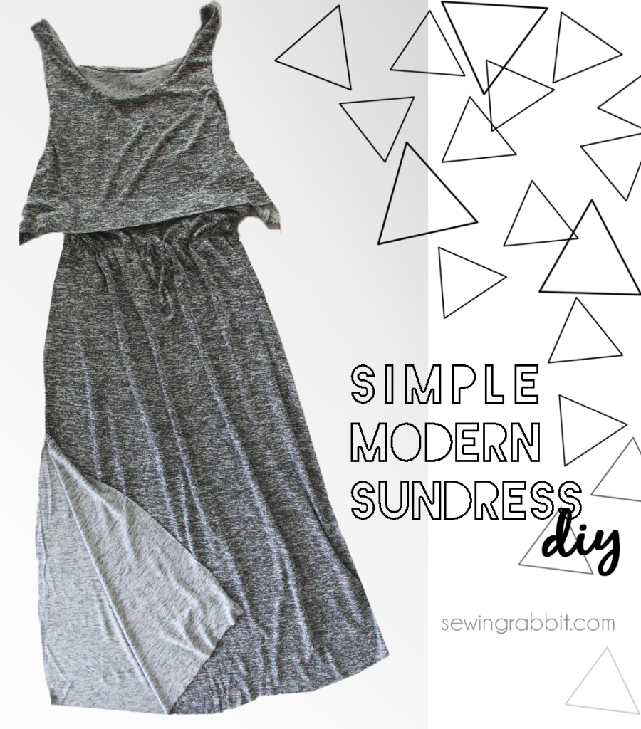 Layered Bodice Dress DIY