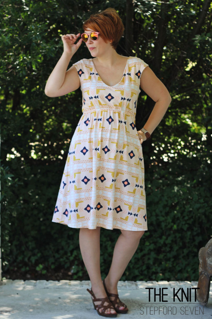 Stepford Seven - 1 dress, 7 ways - PDF Dress Pattern & eBook