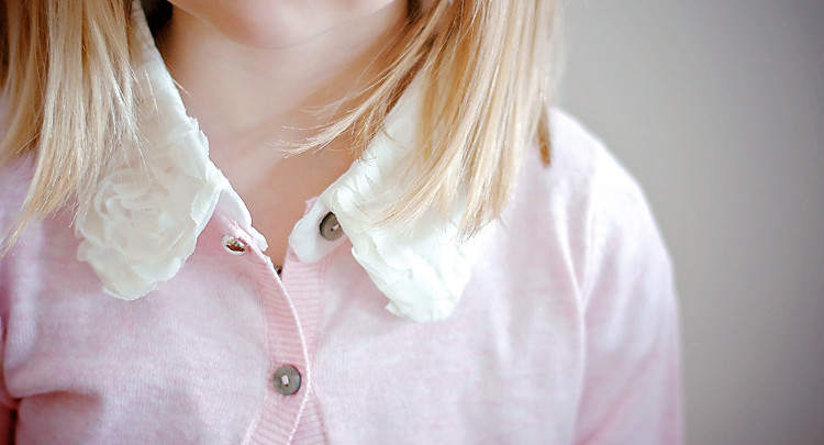 Fancy Collars DIY