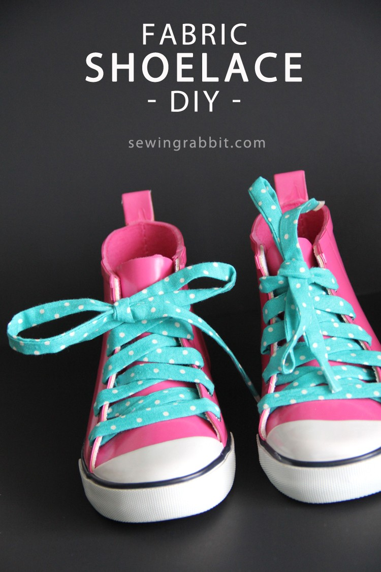 fabric shoelaces
