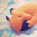 Little Felt Fox