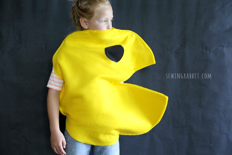 Pac-Man Easy Costume DIY