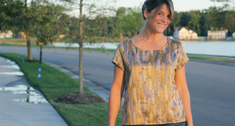 The Simple Blouse
