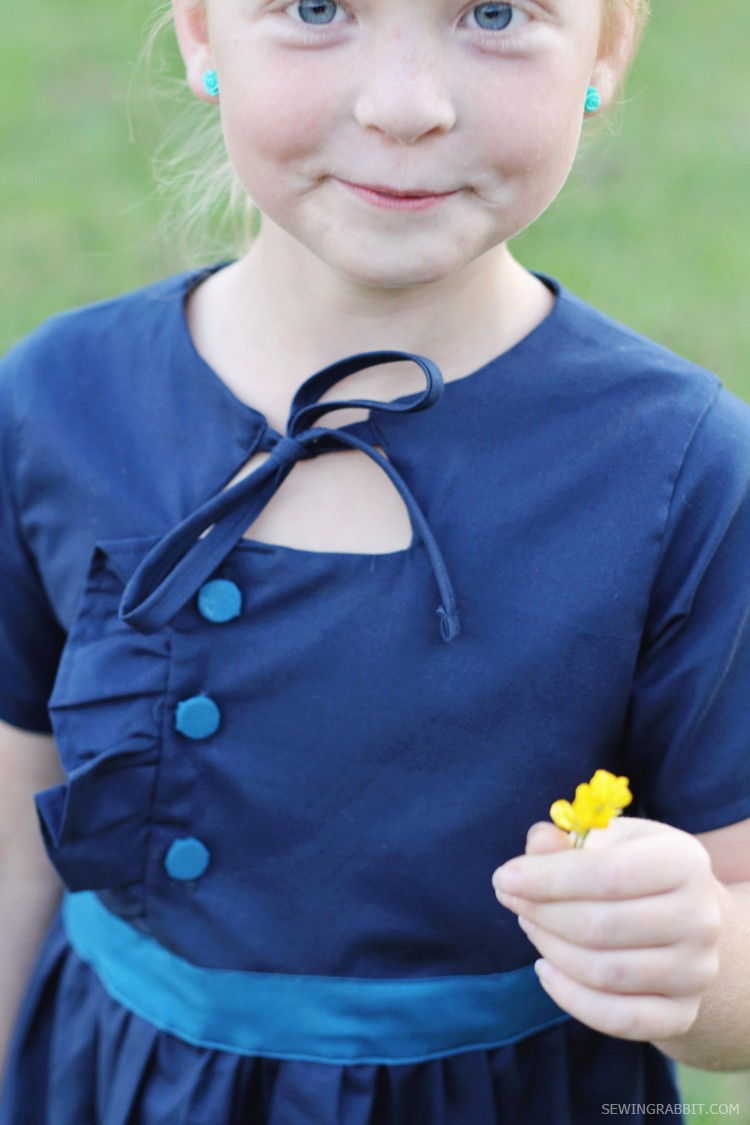 Marcel Dress DIY - Vintage Kids Dress Sewing Tutorial