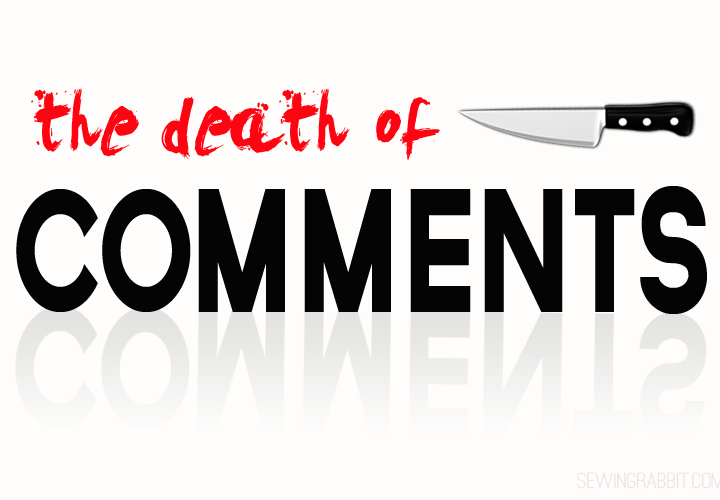 The Death of Blog Comments