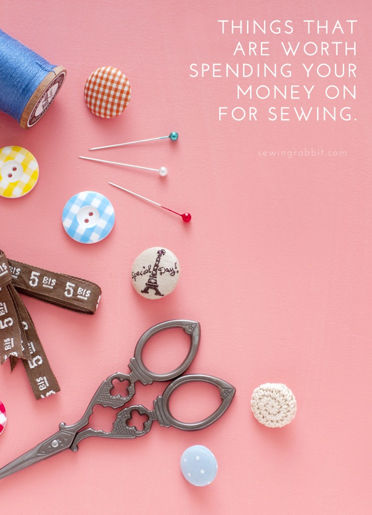 sewing items that are worth spending money on the sewing