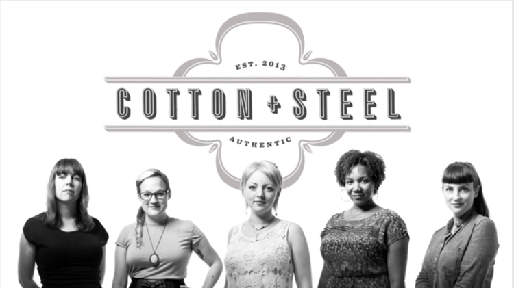 10 Sewing Bloggers that ROCKED 2014 - Cotton + Steel