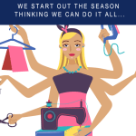 The Seamstress Holiday Cycle....a reality