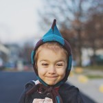 The Perfect Pixie Hat DIY ---> made from an upcycled sweater