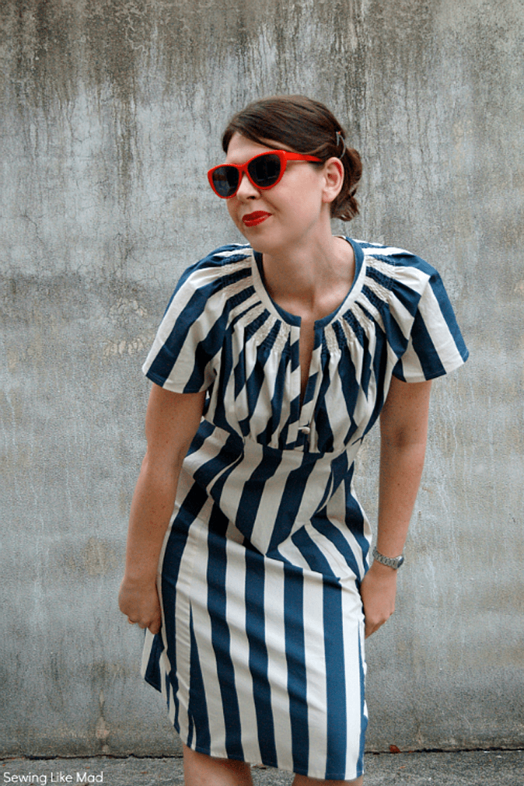 10 Sewing Bloggers that ROCKED 2014 - Sewing Like Mad