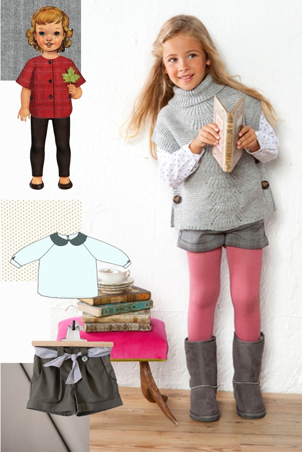 Make This Look: Kids Holiday Style