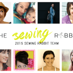 2015 Sewing Rabbit Team