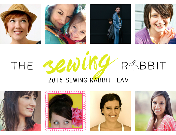 Meet the 2015 Sewing Rabbit Team!