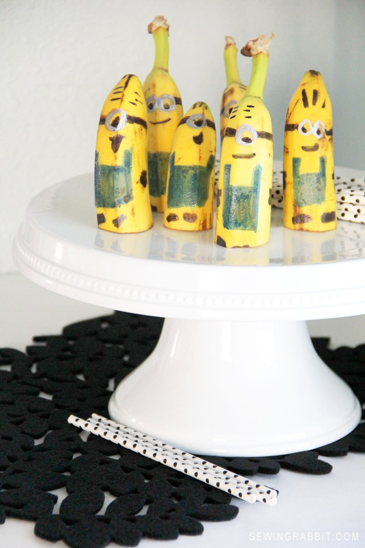 Make these: Minion Bananas