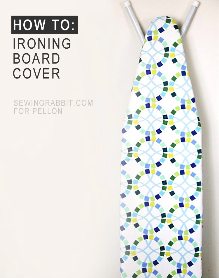 Recover your Ironing Board - 11 Cool Ironing Board Ideas