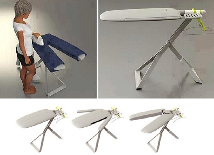Ironing Board Concept - 11 Cool Ironing Board Ideas