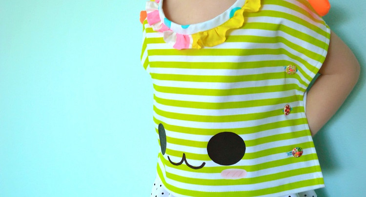 Mitchiri Neko Shirt DIY