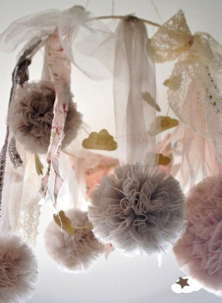 Pom Tulle Mobile, 21 things to do with Tulle besides tutus