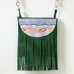 Fringe Purse Tutorial