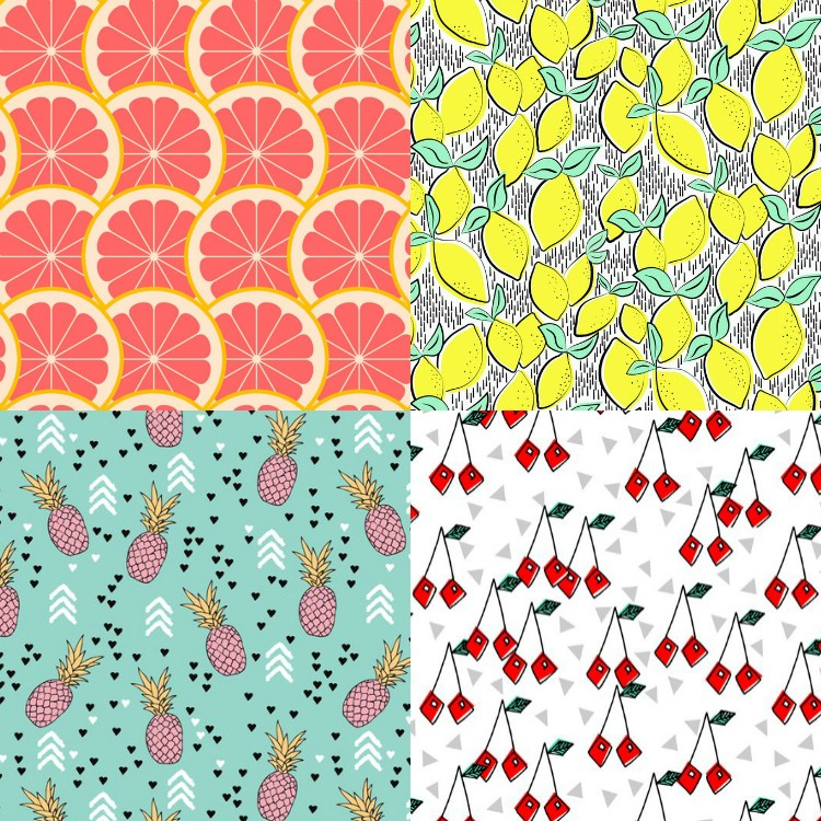 Fruit Fabric 3