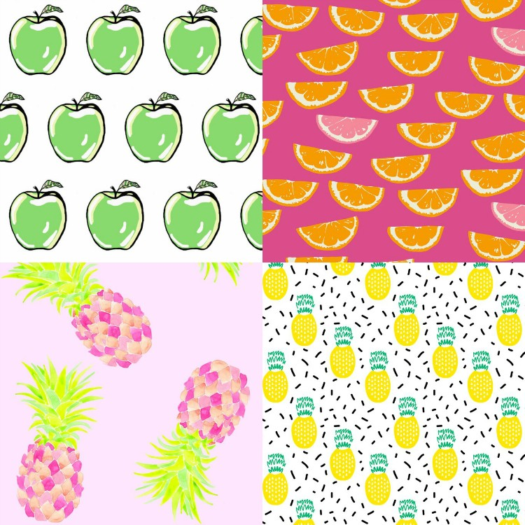 Fruit Fabric 4
