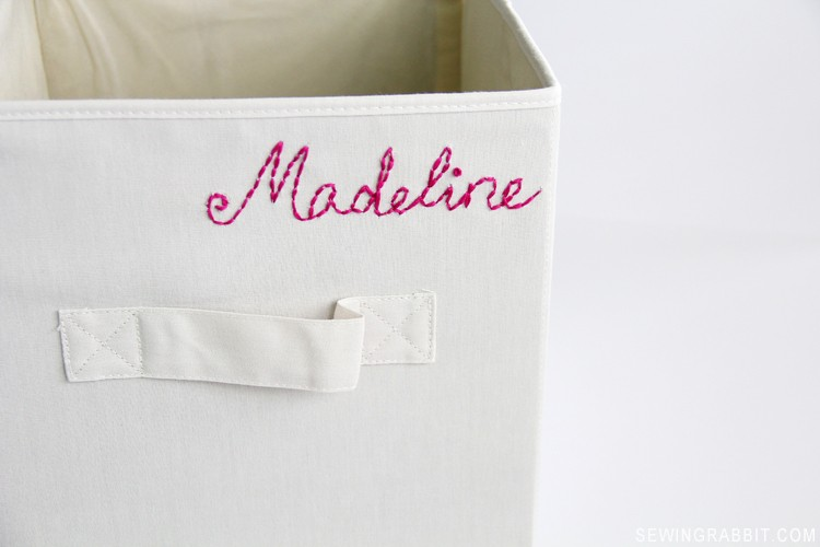 Embroider just about anything with this easy DIY