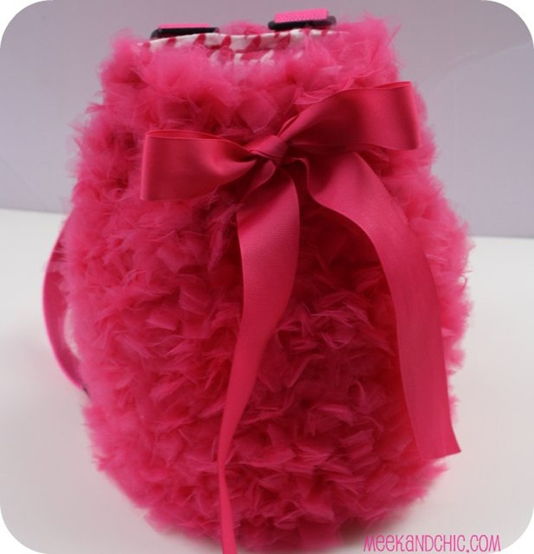 Tulle Backpack, 21 things to do with Tulle besides tutus