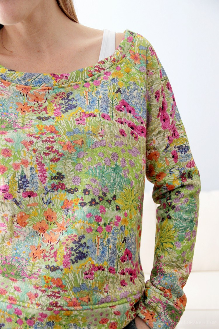 make this look: Liberty of London Comfies