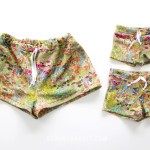 Mother Daughter Comfy Shorts DIY