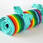How to make a yoga mat, easy yoga mat DIY