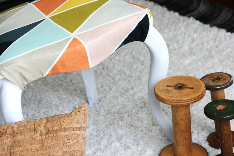 Make this Look: Recovered Vintage Chair